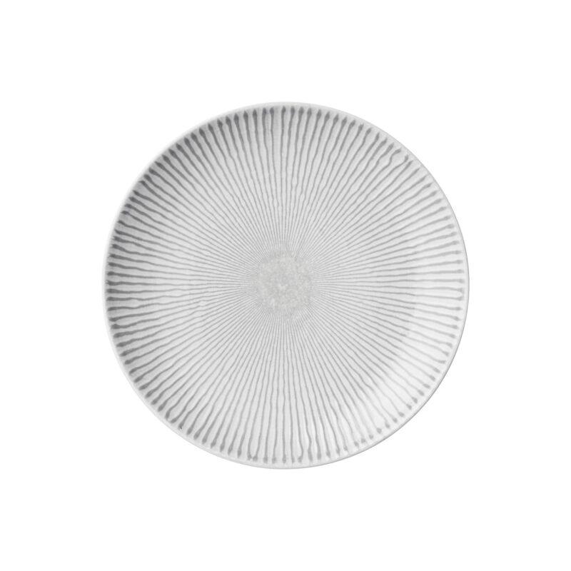 Desertinė pilka lėkštė