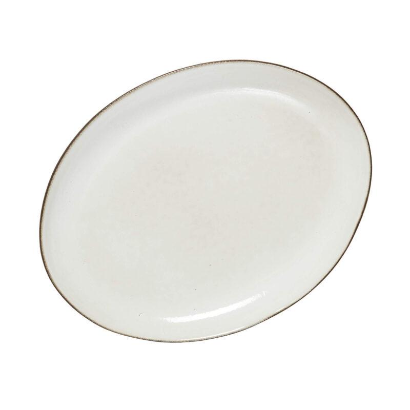 Didelė pietų lėkštė
