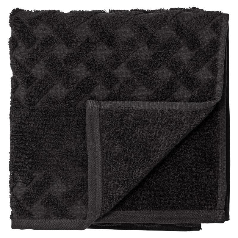 Juodos spalvos rankšluostis